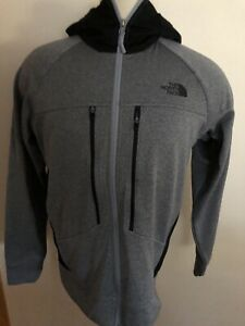 THE NORTH FACE MEN'S FULL ZIP HOODIE SIZE M