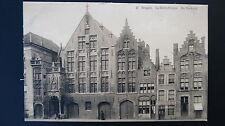 AK Brugge Bruges La Bibliotheque, de Boekerij