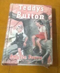 Teddy's Button, Amy Le Feuvre HCDJ 1954