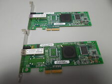 (Lot Of 2) DELL QLE2460-DELL 4GB Channel PCI-E X4 Adapter,Full Height Bracket