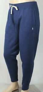 Polo Ralph Lauren Blue Fleece Sweatpants NWT