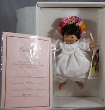 """Lina"" 7 Inch Doll by Pauline Bjonness-Jacobsen -Leiloha Collection-New-Nrfb"