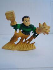 SPIDER-MAN Figurine SANDMAN - MARVEL COMICS HASBRO 2006 toy - CHRISTMAS IDEA!!
