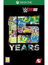 WWE 2K18 Cena Nuff Edition Microsoft Xbox One Game 16+Years