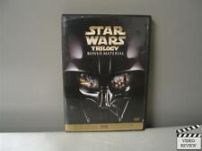 Star Wars Trilogy Bonus Disc DVD Fullscreen 2004