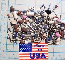 "100+pcs  USA  Abrasive Stones 1/8""  Dremel Foredom, Dremel, Jewelry"