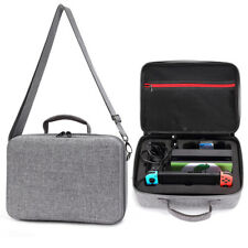 Hard Storage Case Carry Shoulder Bag Pouch EVA For Nintendo Switch & Accessories
