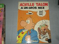 Achille Talon - A Un Gros Nez  French 1982