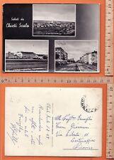 Chieti Scalo Immagini Varie - Animata- Viaggiata 1958 - 20018