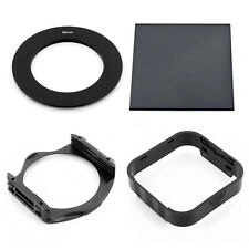 58MM RING ADAPTER+FULL ND8 SQUARE FILTER+ HOLDER +HOOD FOR COKIN P SERIES System