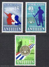 Dutch Antilles - 1979 Volunteer corps Mi. 395-97 MNH