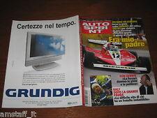 AUTOSPRINT 2004/26=JACQUES/GILLES VILLENEUVE=RALLY TURCHIA=SAAB TEST=LANCIA MUSA