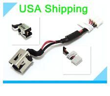 Original DC power jack cable for TOSHIBA SATELLITE U900 U945  P/N: DC30100LR00