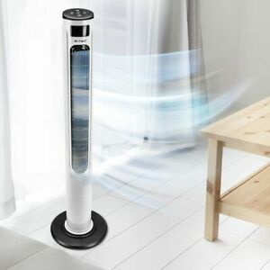 Smart Digital Tower Fan Works With Amazon Alexa And Google Home