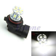 Pure White 9006 5630 12-LED SMD Car Fog Tail Driving Head Light Lamp Bulb