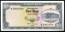 Bangladesh- 20 Taka Banknote 1979 Issue P-22 Crisp Uncirculated