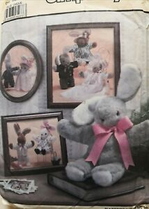 STUFFED BUNNY & CLOTHES (1988)
