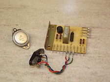 Revox A700 Reel to Reel Spooling Motor Board 1.067.135 & Output Transistor MJ411