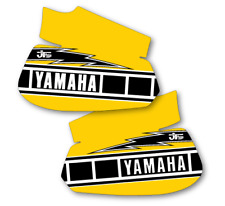 1980 1981 Yamaha YZ 250 465 Bob Hannah Replica Full Cover Tank Decals Graphics E