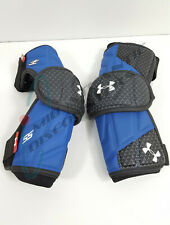 Under Armour Player Ss Lacrosse Arm Guards Adult Medium Royal Blue Psspagm-M-Ryl