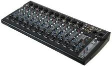 Pulse Cmx12-dsp 12 Channel Band Mixer With FX and USB SD Media Player