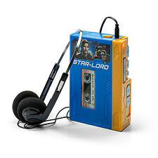 Guardians Star Lord Retro Walkman w Headphones (connects to phone or MP3 Player)