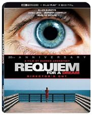 Requiem For a Dream 4K Uhd 09/20 4K Uhd (used) No Case & Art Please Read