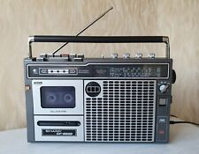 BOOMBOX SHARP GF-6500H Vintage 1978y Rare Fully Working