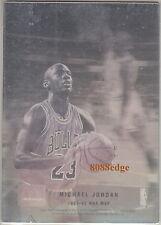 1992-93 UPPER DECK McDONALD'S NBA MVP HOLOGRAM: MICHAEL JORDAN #NNO BLANK BACK