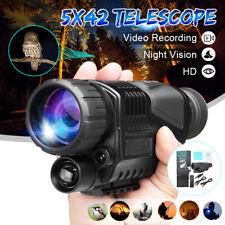 5x40 Zoom Digital Night Vision Video Infrared Camera Outdoor Telescope
