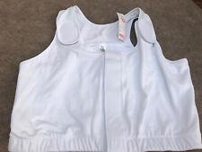 ABC American Breast Care White Compression Mastectomy Bra Style 119 XXL NWT