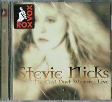 STEVIE NICKS - Gold dust woman - Live 1994 ( 2017 cd / Brand new & sealed)