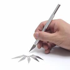 Hot Wood Carving Pen Paper Cutter Sculpting Cutting Tool Hand Craft Knife