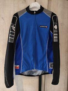 Assos Prosline AIRBlock Men's Intermediate Windfront Light jacket Size: M  NEW !