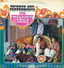 "STRAWBERRY ALARM CLOCK ""INCENSE & PEPPERMINTS "" ORIG CAN STEREO 1967"