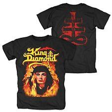 KING DIAMOND Fatal Portrait Men's T-SHIRT NEW S M L XL XXL official