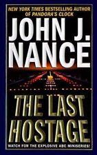 The Last Hostage, John J. Nance, 0312966393, Book, Acceptable