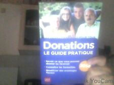 Donations le guide pratique 2014
