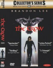 The Crow (1994) Alex Proyas / Brandon Lee (S. Korea Impoted) IDVD NEW *FAST SHIP