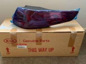 KIA OPTIMA RIGHT HAND TAIL LIGHT. BRAND NEW AND GENUINE, DELIVER AUS WIDE