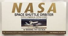 Dragon Wings 55244 NASA Shuttle Columbia & 747-123 SCA 1/400 Scale Models