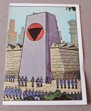 Figurine PANINI : TARZAN N°76 - Edgar RICE BURROUGHS 1976 1977 1978 - Vignette