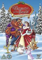 Bellezza & The Beast - The Enchanted Natale DVD Nuovo DVD (BUA0219601)