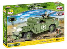 Cobi 2368-small army-WWII us m3 Scout Car-nuevo