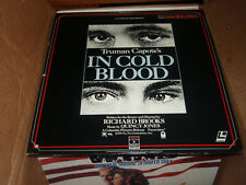 In Cold Blood Laserdisc LD