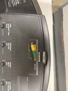 Precor C956 Treadmill Control Panel In Very Good Condition