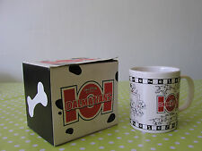 COLLECTABLE WALT DISNEY CLASSIC 101 DALMATIONS MUG / CUP IN BOX / GREAT GIFT