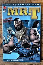 Mr T. #1 Comic Book Graphic Novel May 2005 Excellent Condition