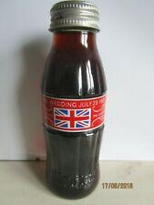 More details for coca cola charles & diana royal wedding commemorative bottle.