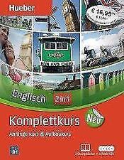 Komplettkurs Englisch - Buch von Stephen Fox (2014) von Stephen Fox (2014, Set mit diversen Artikeln)